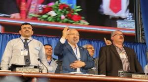 """انتخاب """"راشد الغنوشي"""" مُجددا رئيسا لحركة النهضة"""