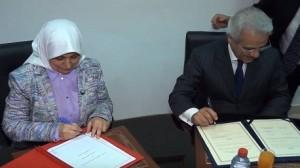 توقيع مذكرة تفاهم بين تونس والكويت في مجال العمل الاجتماعي