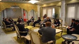 وفد ألماني يُؤكد استعداد بلاده تطوير التعاون مع تونس في مختلف الميادين