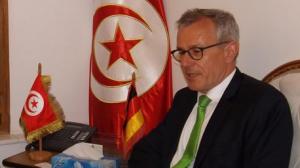 """""""أندرياس رينيك""""(Andreas Reinicke) سفير جمهورية ألمانيا الفيدرالية بتونس"""