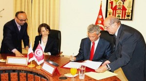 هبتان من الوكالة الفرنسية للتنمية لتونس بقيمة 4،2 مليون أورو