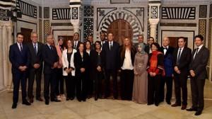 أعضاء الهيئة الوطنية للوقاية من التعذيب