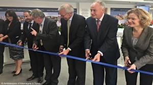 افتتاح مركز الخدمات الخارجية VFS Global