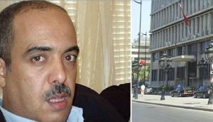 المكلف بالإعلام في وزارة الداخلية ياسر مصباح