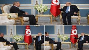 """""""السبسي"""" يُجري لقاءات مُكثفة مع سياسيين ووزراء سابقين"""