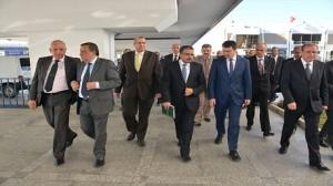 وزير الدّاخلية يُؤدي زيارة تفقّدية إلى مطار تونس قرطاج