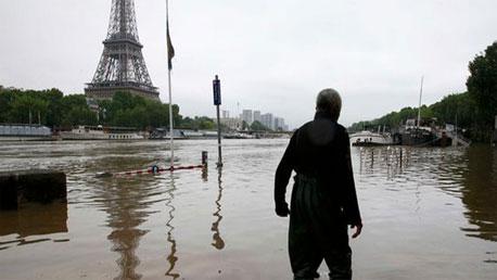 فيضانات فرنسا