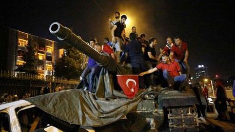 تركيا+ انقلاب