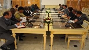 وزير الشؤون الخارجية يلتقي سفراء الدول الإفريقية المعتمدين بتونس