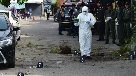 تفجيرات تايلندا