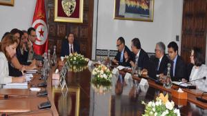 مجلس وزاري مضيق حول مشاريع البنية التحتية للاتصالات