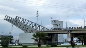 الجسر المتحرك لمدينة بنزرت