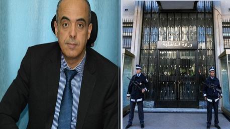 رئيس مكتب الإعلام والاتصال بوزارة الداخلية ياسر مصباح