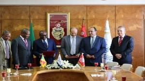 توقيع بروتوكول في الطيران المدني تفاهم بين تونس والكونغو