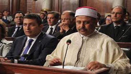 وزير الشؤون الدينية