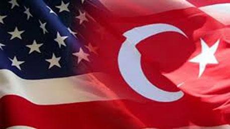 تركيا و امر يكا