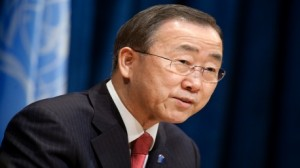 Secretary-General Ban Ki-moon gives his year end press conference