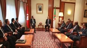 فيفري 2017: اجتماع اللجنة المشتركة العليا الجزائرية-التونسية بتونس