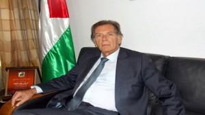 سفير تونس بفلسطين