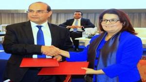 التوقيع على اتفاقية شراكة بين وزارة الصحة والهيئة الوطنية لمكافحة الفساد