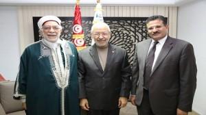 تكليف عبد الفتاح مورو برئاسة مكتب العلاقات الخارجية بحركة النهضة