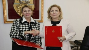 إمضاء إتفاقية شراكة