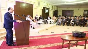 بحضور شعراء عرب: افتتاح الدورة الأولى لمهرجان القيروان للشعر العربي