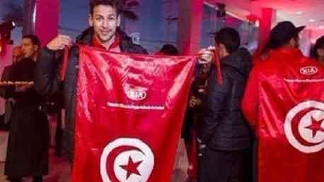 تونس-علم