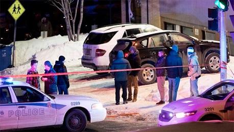 الهجوم الإرهابي بكندا