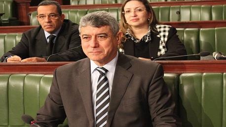 وزير العدل غازي الجريبي