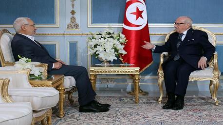 """فحوى لقاء رئيس الجمهورية بـ """"راشد الغنوشي"""""""