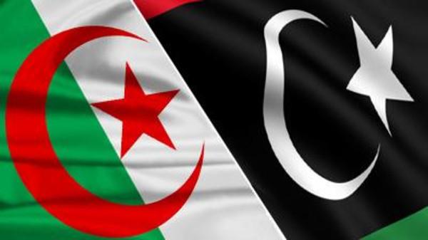 ليبا +الجزائر