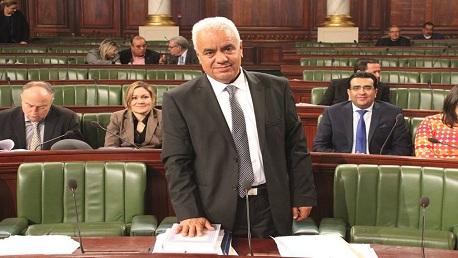 """""""محمد عبد اللاوي"""" نائبا جديدا لنداء تونس بالبرلمان"""