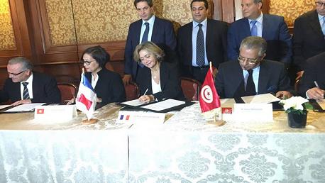 اتفاق تونس فرنسا
