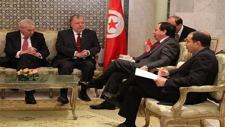 """رئيس مؤسسة """"فريديريش إيبرت"""" : الدعم الألماني لتونس ثابت ومستمر"""
