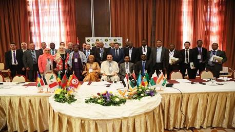 الإجتماع التأسيسي للمجلس الاقتصادي للأحزاب السياسية الإفريقية