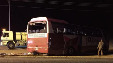وفاة 4 معتمرين أردنيين وإصابة 34 آخرين في انقلاب حافلتهم