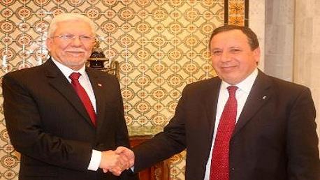 """""""الجهيناوي"""" ينفي رفض قادة دول المغرب العربي استقبال الطيب البكوش"""