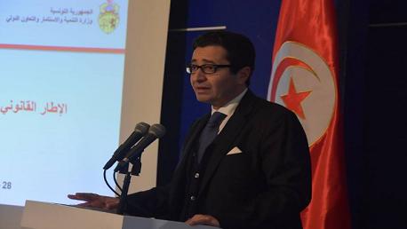 وزير التنمية والاستثمار والتعاون الدولي محمد الفاضل عبد الكافي