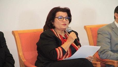 وزيرة الصحّة، سميرة مرعي فريعة