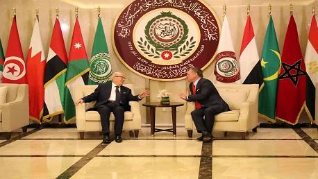 """خلال القمة العربية: """"السبسي"""" يُعلن مواقف تونس من مجمل القضايا العربية"""