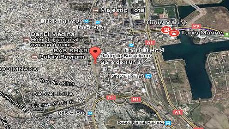 بالعاصمة: العثور على جثة على مستوى شارع الحبيب بورقيبة