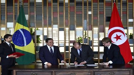 توقيع اتفاقيات بين تونس والبرازيل في مجالات الشباب والعلوم والتكنولوجيا والاقتصاد
