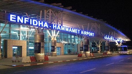 مطار النفيضة الحمامات الدولي