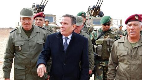 الحرشاني: الجيش الوطني سيُؤمّن المنشآت الحيوية والنفطية بتطاوين