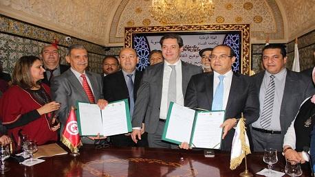 توقيع اتفاقية شراكة بين بلدية منوبة وهيئة مكافحة الفساد