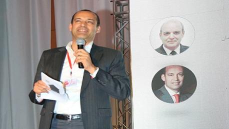 انتخاب ياسين ابراهيم رئيسا لحزب افاق تونس