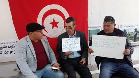 أمنيون يدخلون في إضراب جوع