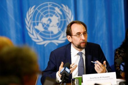 مفوض بالأمم المتحدة يحذر من هجوم بقيادة السعودية على ميناء يمني