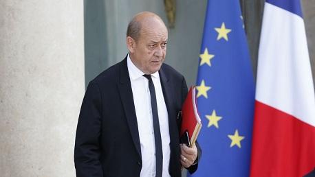 جان إيف لودريان وزير أوروبا والشؤون الخارجية الفرنسيّة